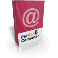 PicMail Composer (โปรแกรม ส่ง E-Mail แบบใช้รูปภาพ แทนข้อความ)