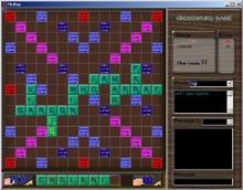 Cross Word Net Game