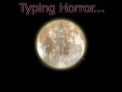 Typing Horror (เกมส์ Typing Horror ฝึกพิมพิ์ดีด ต่อสู้กับปีศาจร้าย) :