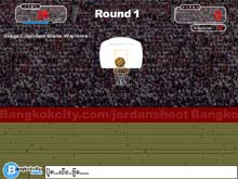 Jordan Shoot (เกมส์ ชู้ตบาสเกตบอล)