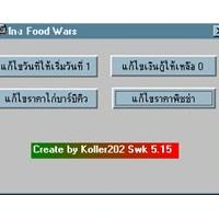 Food Wars Trainer