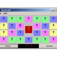 OpenCard (เกมส์ เปิดไพ่จับคู่)