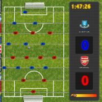 P.L. Foosball (เกมส์ ฟุตบอลแบบ Flash เล่นออนไลน์ บนเว็บไซต์ ฟรี !)