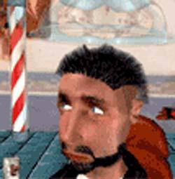 The Barber Shop (เกมส์ จำลองช่างตัดผม)