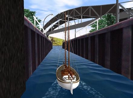 Virtual Sailor (เกม จำลองการแล่นเรือใบ แบบ 3 มิติ)