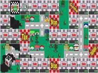 Track Monopoly (เกมส์ Track Monopoly สิบล้อ มหาเศรษฐี) :