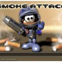 Smoke Attack (ปราบปรามบุหรี่ร้าย)