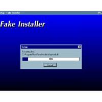Fake Installer
