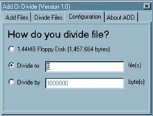 Add or Divide (AOD)