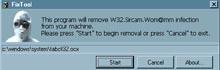 FixTool (Sircam Remover)