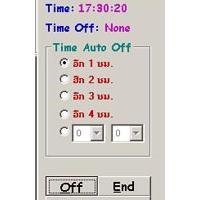 AutoOff (ตั้งเวลา ปิดเครื่องคอมพิวเตอร์)