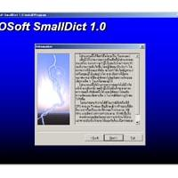 TOSoft SmallDict