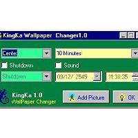 กิ้งก่า [Kingka] (โปรแกรมช่วย เปลี่ยน Wallpaper อัตโนมัต)