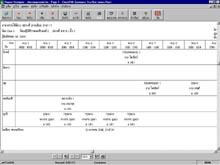 ClassTAB (โปรแกรม ClassTAB จัดตารางการเรียนตารางการสอน) :