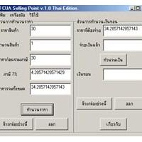 CUA Selling Point 2002 Thai Edition