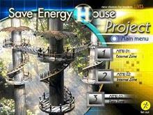 โปรแกรม เรียนรู้เรื่องบ้าน ประหยัดพลังงาน (Save Energy House Project)