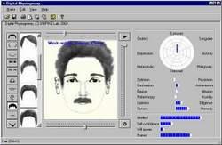 Digital Physiognomy (ดูนิสัยจากใบหน้า)