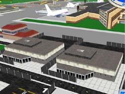 Airport Tycoon 2 Demo (เกมส์ จำลองการสร้าง สนามบิน) :