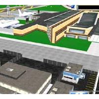 Airport Tycoon 2 Demo (เกมส์ จำลองการสร้าง สนามบิน)