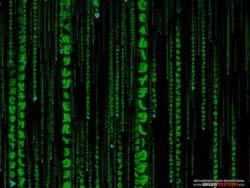 Matrix Code 3D Screen Saver (สกรีนเซฟเวอร์ เดอะเมทริกซ์ แบบ 3 มิติ) :