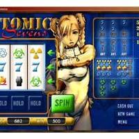 Atomic Sevens (เกมส์ Slot Machine)