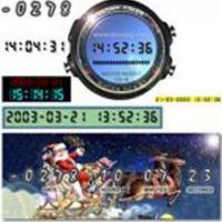 JADC (Java Advanced Digital Clock)