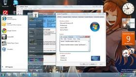 Microsoft Windows Seven Transformation Pack (แปลงโฉม Windows ให้เหมือน Windows 7)