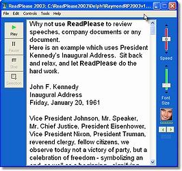 ReadPlease (โปรแกรม Text-to-Speech อ่านข้อความออกเป็นเสียง)
