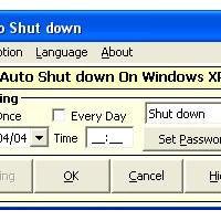 Auto Shut Down (โปรแกรม ช่วยปิดเครื่อง อัตโนมัติ)