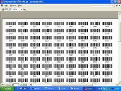 โปรแกรม สำหรับพิมพ์บาร์โค๊ดรหัส 39 (Print Barcode 3 of 9)