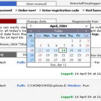 WideStep Free Quick Keylogger (โปรแกรม บันทึกทุกครั้งเมื่อมี การพิมพ์ บนเครื่องของคุณ)