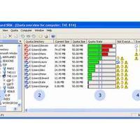 SpaceGuard SRM - Disk Quotas Manager