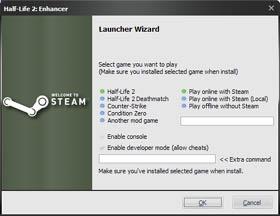 Half-Life 2 - Enhancer (อยากปรับแต่งเกมส์ Half-Life 2 โหลดโปรแกรมนี้เลย)