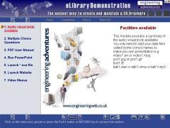 CD Brochure Builder (โปรแกรม สร้างโบรชัวร์ แคตตาล็อก ดิจิตอล ลงแผ่น CD DVD) :