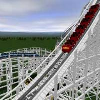 NoLimits Rollercoaster (เกมส์ จำลองการสร้างและการนั่ง รถไฟเหาะตีลังกา แบบ 3D)