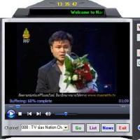 Nanosoft FreeTV (โปรแกรมดูทีวี ฟังวิทยุผ่าน Internet แจกฟรี ...)