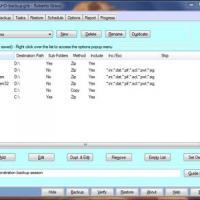 GRBackPro - Professional Data Backup (โปรแกรม Backup ข้อมูล สำรองข้อมูล)