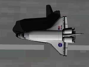 ORBITER Space Flight Simulator (เกมส์ จำลองการขับ ยานอวกาศ)