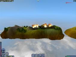 Scorch an Island (เกมส์ รถถัง)