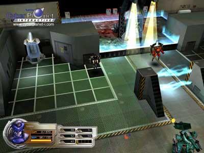 N.I.T.E The War of Machine (เกมส์ หุ่นยนต์ 3 มิติ)