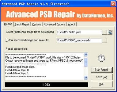 Advanced Photoshop Repair