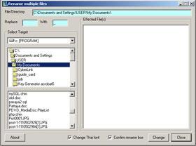 File Folder Renamer (โปรแกรม File Folder Renamer เปลี่ยนชื่อไฟล์จำนวนมาก ฟรี) :