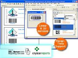 .NET Barcode Professional