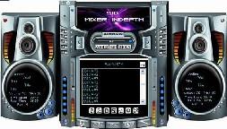 SC Free Audio DJ Mixer (โปรแกรมมิกซ์เสียง DJ Mixer) :