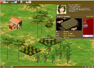 เกมส์ บ้านไร่ริมสวน (Siam Banrai)
