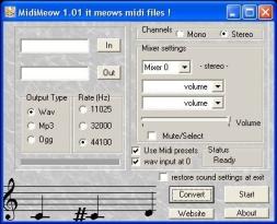 MidiMeow