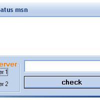 Ping (MSN Online Status Checker)