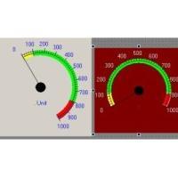 CMeter (โปรแกรม แสดงความตัวเลข แบบ มิเตอร์)