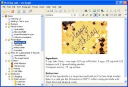 Info Angel Professional (โปรแกรม ออร์แกไนเซอร์ จัดการกับข้อมูลต่างๆ ของคุณ)