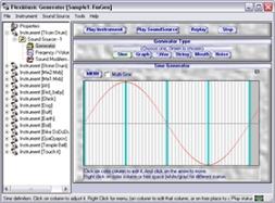 FlexiMusic Generator